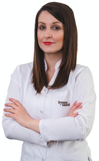 Dietetyk Monika Koszulińska
