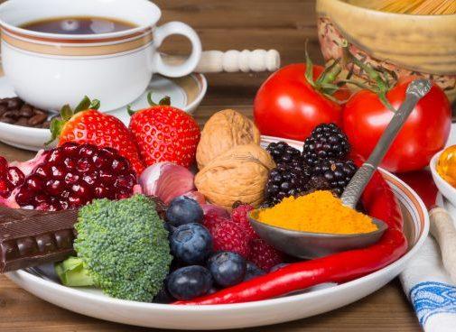 Zachowaj zdrowie i młodość na dłużej – antyoksydanty w Twoim jadłospisie