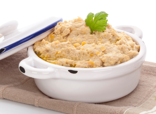 Humus, czyli pasta z cieciorki i sezamu