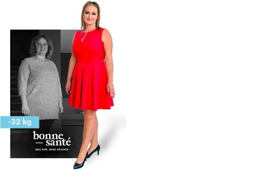 Pani Aneta schudła 32 kg i spełniła swoje marzenia z Bonne Santé! [ZDJĘCIA, WYWIAD]