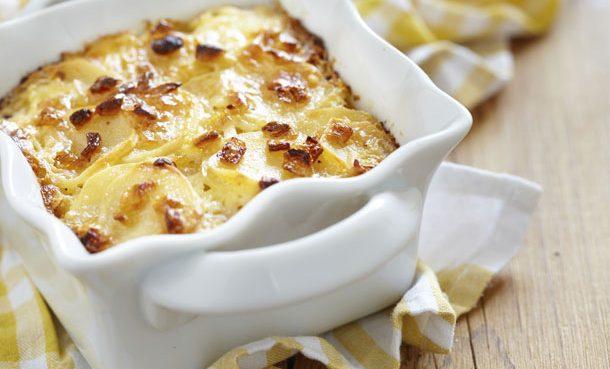 Bakłażan z ziemniakami i imbirem