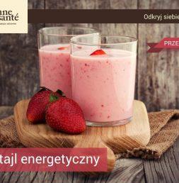 Koktajl energetyczny Bonne Sante Rzeszów Krakowska-Południe